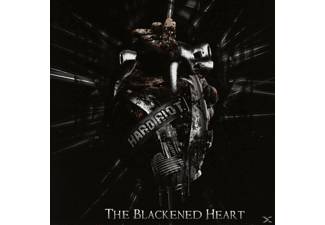 Hard Riot - The Blackened Heart - (CD)