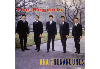 The Regents - Aka The Runarounds - (CD)