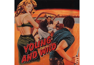 VARIOUS - Young & Wild - (CD)