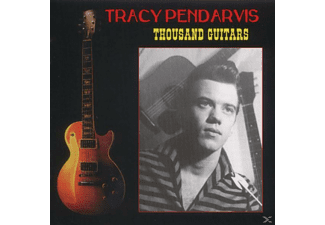 Tracey Pendarvis - A Thousand Guitars - (CD)