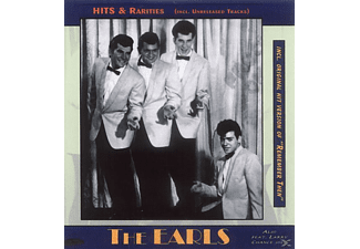 The Earls - Hits & Rarities - (CD)