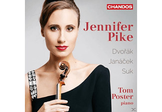 Pike,Jennifer/Poster,Tom - Violinsonaten - (CD)
