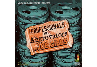 The Professionals - The Professionals Meet The Aggrovators At Joe Gibbs - (CD)
