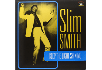 Slim Smith - Keep The Light Shining - (Vinyl)