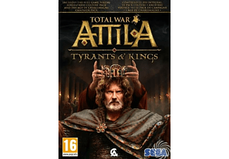 Total War Attila - Tyrants & Kings