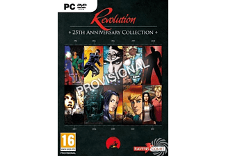 Revolution Software 25th Anniversay Anthology (DVD-Rom)