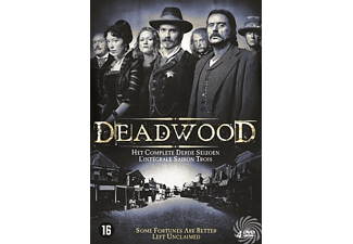 Deadwood - Seizoen 3 | DVD