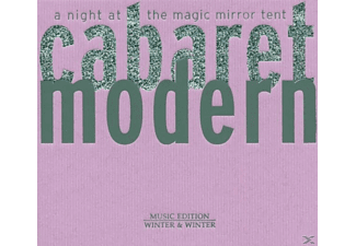 VARIOUS - Cabaret Modern-Night At Magic - (CD)