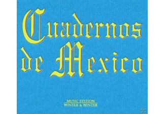 VARIOUS - Cuadernos De Mexico [CD]