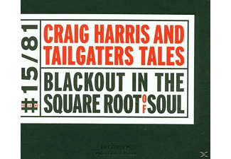 Craig Harris - Blackout In The Square - (CD)