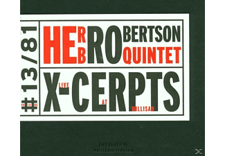 Robertson Herb - X-Cerpts - (CD)