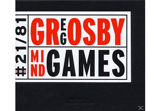 Greg Osby - Mindgames - (CD)