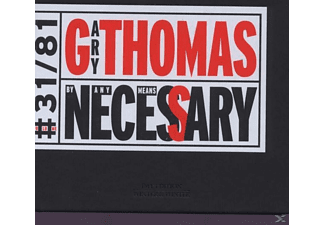 Gary Thomas - By Any Means Necessary - (CD)