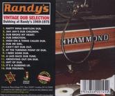 Various - Randy´s Vintage Dub Selection-Dubbing At (CD) jetztbilligerkaufen