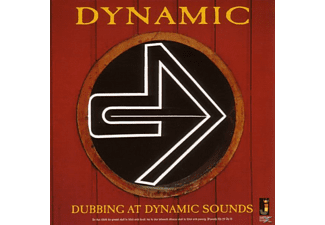 Dynamic - Dubbing At Dynamic Sounds - (CD)