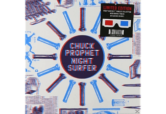 Chuck Prophet - 3d Night Surfer Singles Collection [Vinyl]