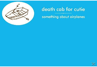 Death Cab For Cutie - Something About Airplanes [LP + Download]