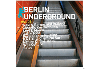 VARIOUS - Berlin Underground Vol.5 - (CD)