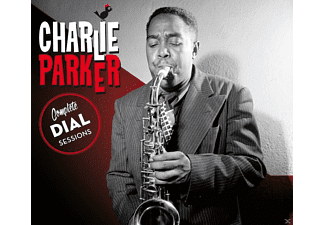 Charlie Parker - Complete Dial Sessions [CD]