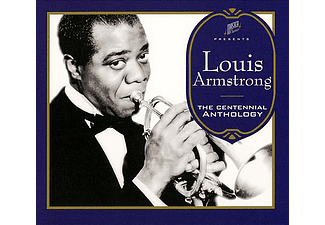 Louis Armstrong - The Centennial Anthology (CD)