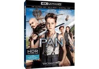 Pan Äventyr 4K Ultra HD Blu-ray