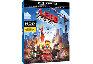 The Lego Movie Animation / Tecknat 4K Ultra HD Blu-ray