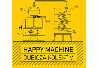 Dubioza Kolektiv - Happy Machine - (CD)