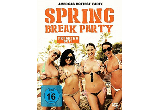 Spring Break Party - Freaking Out! - (DVD)