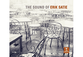 VARIOUS - The Sound Of Erik Satie [CD]