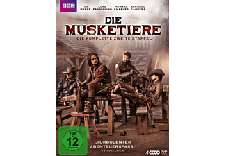 Die Musketiere - Staffel 2 - (DVD)