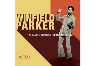 Winfield Parker - Mr.Clean:Winfield Parker At Ru-Jac [CD]