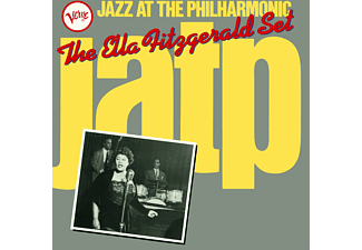Ella Fitzgerald - Jazz At The Philharmonic [CD]