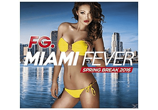 VARIOUS - Miami Fever 2016 - (CD)