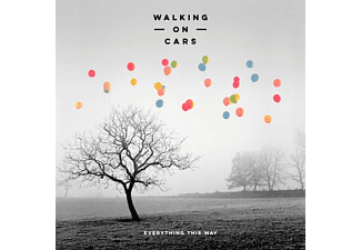 Walking On Cars - Everything This Way - (CD)