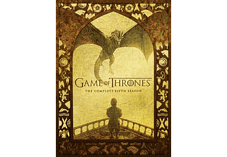 Game of Thrones: The Complete 5th Season DVD
