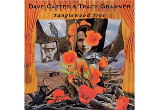 Carter, Dave & Grammer, Tracy - Tanglewood Tree [CD]