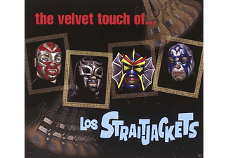 Los Straitjackets - The Velvet Touch Of Los Straitjackets - (CD)