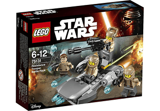 Star Wars Resistance Trooper Battle Pack - (75131)
