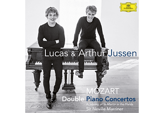 Lucas & Arthur Jussen, Academy of St. Martin in the Fields - Mozart Double Piano Concertos - (CD)