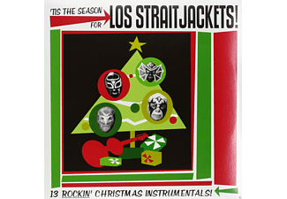 Los Straitjackets - Tis The Season For Los Straitjackets - (Vinyl)