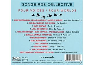 Songbirds Collective - Four Voices/Four Worlds - (CD)