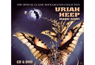 Uriah Heep - Magic Night [CD + DVD]