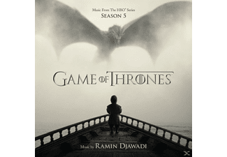 Ramin Djawadi - Game Of Thrones (Music From The Hbo-Series-Vol.5) [CD]