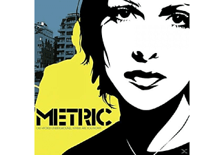 Metric - Old World Underground,Where Are You Now? - (Vinyl)
