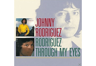Johnny Rodriguez - Rodriguez/Through My Eyes - (CD)