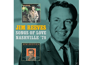 Jim Reeves - Songs Of Love/Nashville '78 [CD]