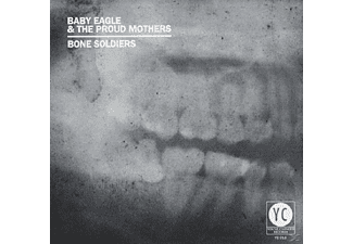 Baby Eagle & Proud Mother - Bone Soldiers - (CD)