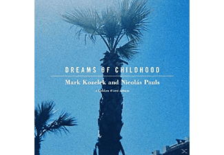 Mark Kozelek, Nicolas Pauls - Dreams Of Childhood: Spoken Word Album [CD]