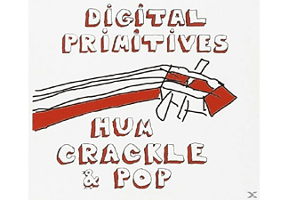 Digital Primitives - Hum Crackle & Pop [CD]