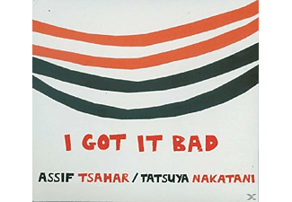Assif Tsahar, Tatsuya Nakatani - I Got It Bad [CD]